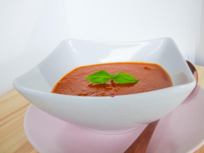 Tomato & BasilSoup